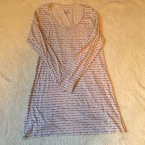 Cozy Victoria's secret nightgown